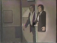 Andre the Giant Richard Kiel in the exact same spot on Letterman (andrethegiantrousimoff) Tags: andre richard kiel height celebrity heights david letterman giant wwe wwf wcw awa nwa new japan real vs 71 tall how giants comparison