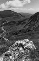 Transalpina (Firescu.C) Tags: nikonfm nikkor28mmf2ai 28mm ilforddelta400 monochrome film bw romania manual epsonv600