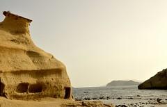 Reserva Protegida 4 calas Murcia La Carolina (fotografiarayodeluna) Tags: espaa murcia playa mar playacarolina