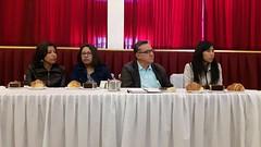 ABEN SOCIALIZ EL PROYECTO NUCLEAR CON LOS PERIODISTAS DE LA CIUDAD DE EL ALTO (Ministerio de Hidrocarburos y Energa) Tags: elalto aben bolivia
