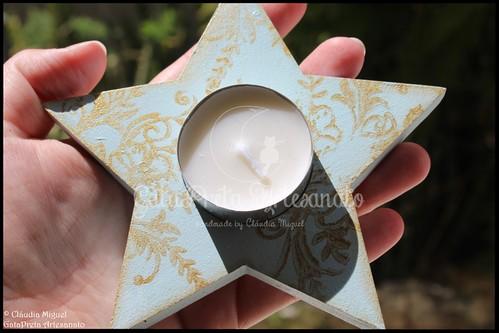 """Lembranças de batismo """"Magia da Cinderela"""""""