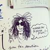 Janis Joplin - book signing (LookingforJanis) Tags: crowdfunding book signing drawing people janisjoplin dédicace dessin livre