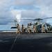 Commander, Amphibious Squadron 1, visits USS New Orleans