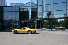 Reflections (Clment Tainturier) Tags: motors valley italy lamborghini museo santagata bolognese miura p400 sv