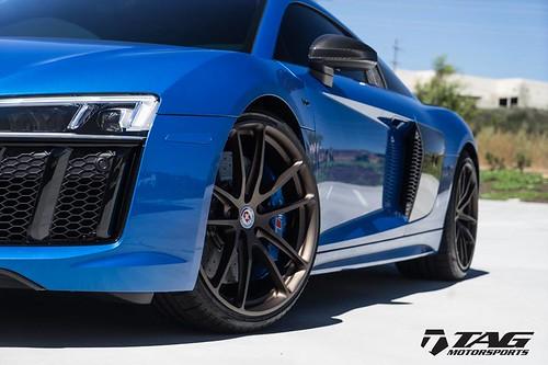 Audi R8 V10 Plus от TAG Motorsports