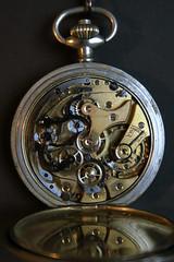 Inside my grandfather's watch (Alfredo Liverani) Tags: canong5x canon g5x europa italia italy italien italie emiliaromagna romagna faenza faventia faience faenza2016 macro orologio clock uhr rellotges relojes rellotge reloj project 2602016 watch