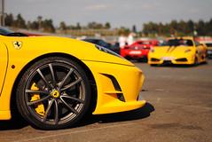 Ferrari 430 Scuderia - Ferrari 430 Scuderia (MarcoT1) Tags: ferrari 430 scuderia germany hockenheim hockenheimring racing days nikon d3000 50mm