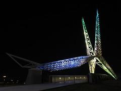 Downtown OKC 063 (Fastfwd01) Tags: city bridge oklahoma canon skydance downtownokc g1x