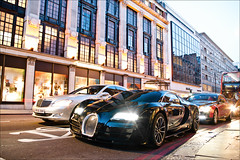Ready, set, go. (Jan G. Photography) Tags: summer london sport photography pentax super bugatti coupe jang jayjay veyron maybach carspotting 2011 k20d exoticsonroadcom xenatec
