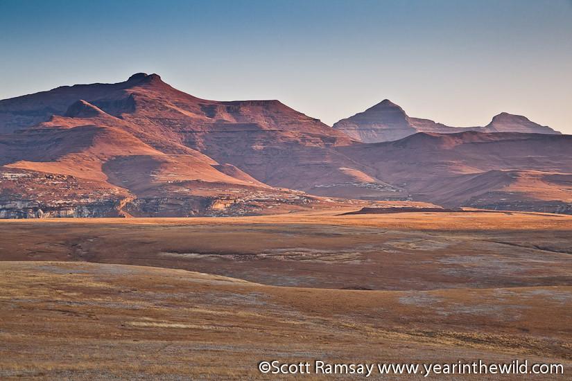 Golden Gate Highlands National Park - South Africa