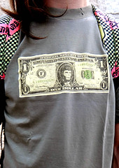 Planeta de los Simios (Fotos de Camisetas de SANTI OCHOA) Tags: arte cine dolar parodia animalmono