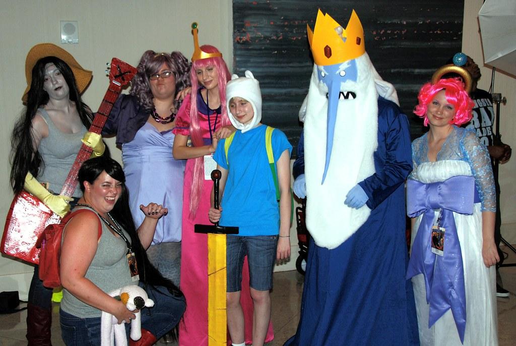 Adventure Time (mcaliens) Tags costumes atlanta ga costume dragon cosplay finn con dragoncon  sc 1 st  Fiveprime & The Worldu0027s Best Photos of costume and princessbubblegum - Flickr ...