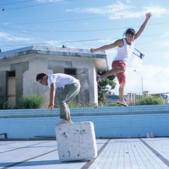 Happy Time (StephenTing) Tags: 6x6 t nikon fuji 110 hasselblad f2 positive 220  carlzeiss rdpiii 9000ed    110f2