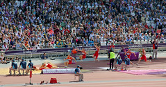 long jump sequence (stugee) Tags: light motion colour london canon eos jump long exposure blind stadium crowd picture edward frame multiple olympics athlete sequence muybridge multi 2012 paralympics superimposed london2012 superimposition 60d sigma18200mmos multiexposer