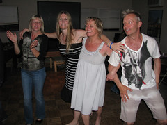 Liisa, Minna, Tiina, Asko