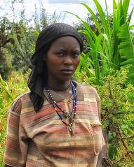 Konso Tribe (Rod Waddington) Tags: africa traditional tribal omovalley ethiopia tribe omo konso