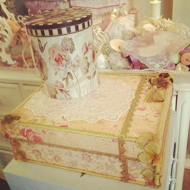 decorations box decoration decorating decor homedecor shabbychic decorativebox shabbychicdecor