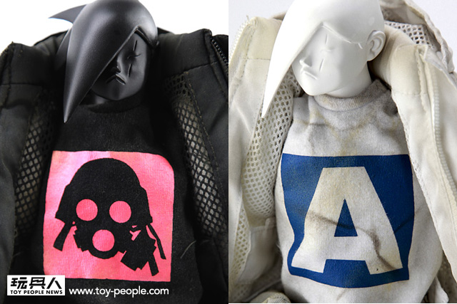 threeA - THE TWO OYA TK TWO PACK 開箱報告