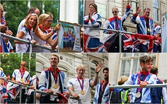 Row Row the boat (Lilla~Rose) Tags: london2012 teamgb olympicrowing olympicrowers paralympics2012 ourgreatestteam olympicmedallists paralympicrowing paralympicrowers