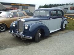 Alvis TC 21 (VAGDave) Tags: old classic car 21 tc alvis
