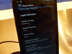 android zte idf inteldeveloperforum intelandroid... (Photo: textlad on Flickr)