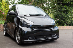 Plate and poppy removed (NeilllP) Tags: detail smart suspension ultimate polish super clean wash clay wax jl resin players quick audio 60 kw brabus fortwo meguiars autoglym detailer neilllp neilpco
