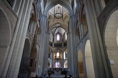 Limburg cathedral interior