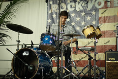 Ryan Zimmaro of Vacationer @ Rock the Vote (Julia Rose Photography) Tags: vacationer vacationermusic vacationerlive