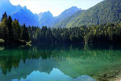 Fusine lago inferiore