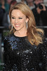 Kylie Minogue, 'Holy Motors' UK film premiere held at the Curzon Mayfair - Arrivals London, England