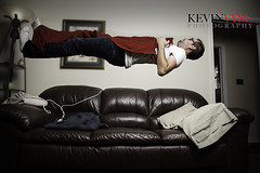 Dream of Flying (Kevin Vyse Photography) Tags: light sleeping ontario canada up photography weird flying kevin photographer air magic dream floating levitation manipulation freaky dreaming livingroom couch mind napping how woodstock hangout hovering 2012 vyse kvphotography