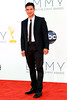 Mario Lopez 64th Annual Primetime Emmy Awards, held at Nokia Theatre L.A. Live - Arrivals Los Angeles, California