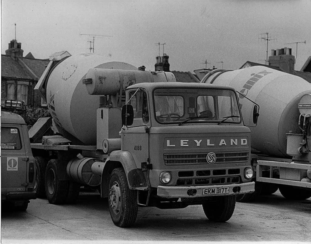 The World's Best Photos of leyland and mixer - Flickr Hive ...