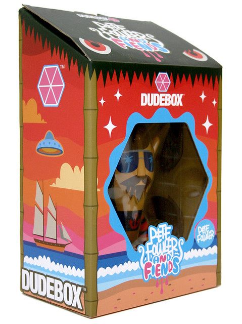 Dudebox - PETE FOWLER AND FIENDS:DAI OCEAN