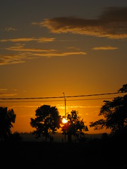 Sunset in Colonia de Sacramento. Uruguai. (Rubem Jr) Tags: sunset sun landscape uruguay natureza paisagem uruguai coloniadesacramento travelnature