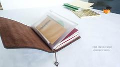 My Traveler's Notebook (Tabiyo Shop Malaysia) Tags: notebook midori travelersnotebook tabiyo