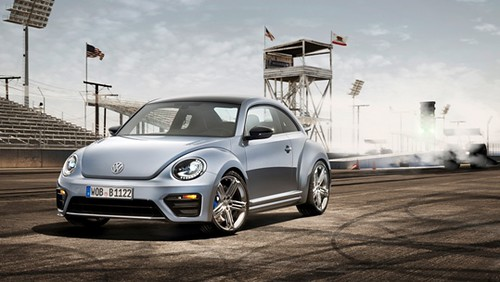 The Beetle R debuts at Frankfurt Auto Show