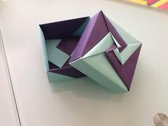 Origami Box (AddiDalay) Tags: origami boxes