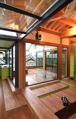 09 living (motoelastico) Tags: architecture interior korea racing seoul jongno c3  hanok  architecturereview   marcobruno simonecarena motoelastico  jongno5 seoulrider nytliving