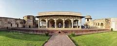 Diwan-e-Khas, Lahore Fort (z) Tags: city pakistan panorama architecture hall audience fort muslim special quadrangle lahore oldcity shah walled lahorefort jahan mughal  diwanekhas widescape
