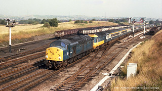 12/08/1981 - Treeton South Junction.