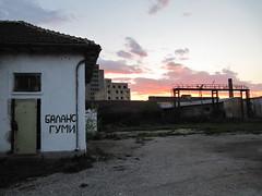 IMG_7425 (michel.corrent) Tags: sunset tramonto bulgaria  areeindustriali dismissione blgarija  republikablgarija repubblicadibulgaria
