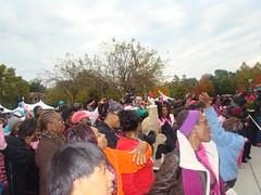 3rd Annual Saint Louis Sista Strut 2012 (msjazz79) Tags: saintlouis breastcancer forestpark 2012 tonyscott majic1049 sistastrut tammiholland thebreakfastcrew