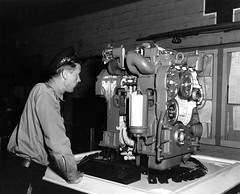 General Motors Diesel Engine Demonstration (Metro Transportation Library and Archive) Tags: history technology historic staff pe facility development employees redcars 8037 pacificelectricrailwaycompany