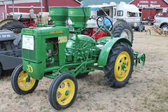 John Deere (excellence III) Tags: tractors show hit miss engine old timers john deere tractor
