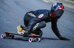 Longboard (tombrissiaud) Tags: longboarding action photographie downhill d300 peyragudesneverdies2016 peyragudesneverdies nikonfrance nikon sportphoto sport longboard