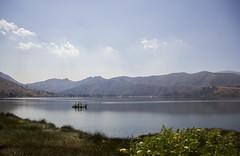 Laguna de Paca (Sars 9) Tags: paca jauja huancayo lakes landscapes paisajes per peru sky mountains clouds countryside junn blue places trip travel roadtrip sierra horizon