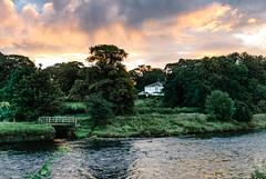 Sunrise (billdsym) Tags: annan scotland river water sunrise