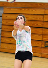 IMG_7489 (SJH Foto) Tags: girls volleyball high school scrimmage northstar boswell pa pennsylvania action shot