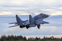 MiG-29SMT (RealHokum) Tags: mikoyan mig29smt fighter fulcrum russianairforce airshow aircraft airplane army2016 ef200400